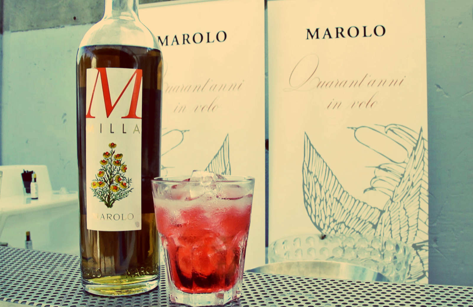 Milla cocktail