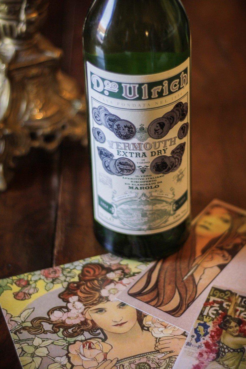 Vermouth Domenico Ulrich extra dry