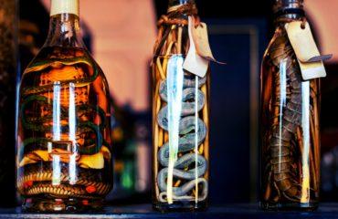 Distillati più strani