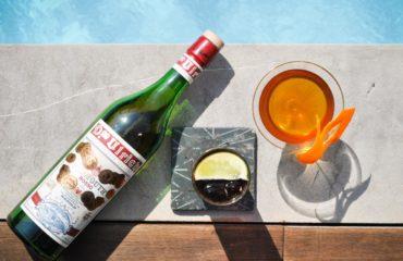 Drink list per l'estate