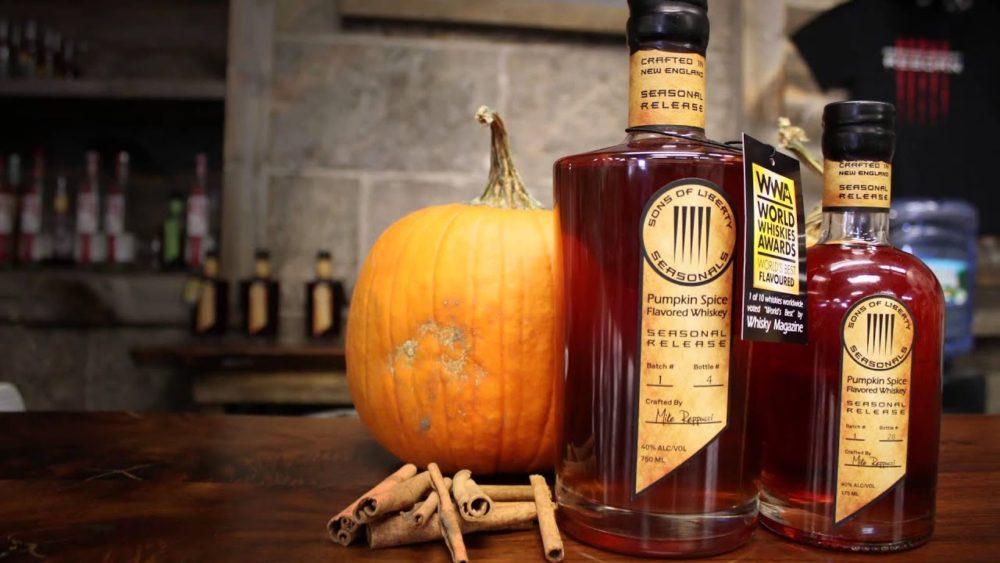Pumpkin Spice Whisky