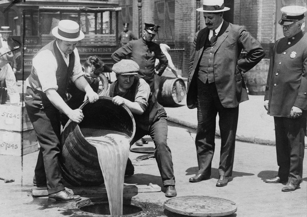Storia dei cocktail proibizionismo